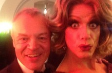 Panti Bliss was celebrated by Graham Norton and Jonathan Ross last night