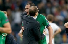 'What's the point of sitting in, losing 1 - 0 and feeling as if you've a moral victory?' - O'Neill