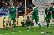 How Ireland stunned Germany: the players' view
