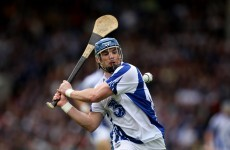 Another Munster SHC winning hurler from Waterford has called it a day