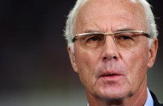 No Euro qualification worries for Germany - Beckenbauer