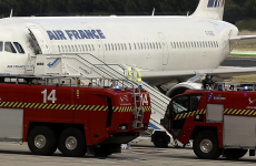 Air France plane grounded at Madrid airport due to suspected Ebola case