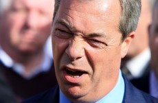 Nigel Farage's Eurosceptic EU parliament group has collapsed