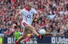 36-year old John Miskella will play his first county senior football final tomorrow