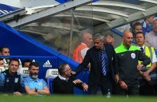 Jose has a sarcastic dig at Roy Keane and Paul Lambert