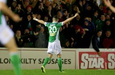 Cork City go top after crucial victory over Bohemians at Turner's Cross