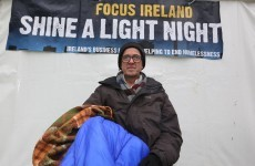 'On my way home I saw 7 people sleeping rough - I'm lucky'
