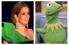 Cheryl Cole's mad X Factor outfit sparked a Muppetstorm on Twitter