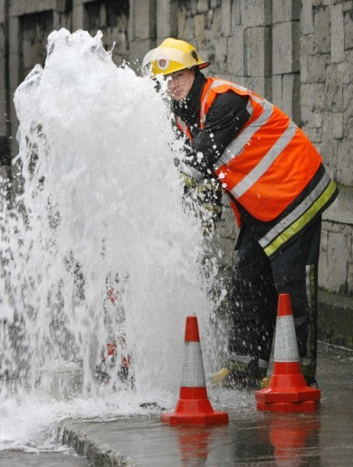It may cost you €188 to call out Irish Water to fix a leak
