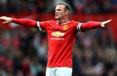 Van Gaal: Rooney won't walk back into Manchester United starting XI