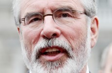 """Gerry Adams says IRA """"failed victims"""" in how it dealt with sex abuse claims"""