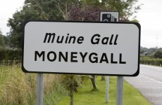 Cad é an Ghaeilge ar u-turn? Government to review bilingual signage plan
