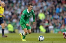 Wes Hoolahan a doubt for next month's Scotland-Ireland clash