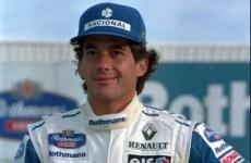 Japan gets sneak peak at Ayrton Senna movie