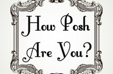 How Posh Are You?