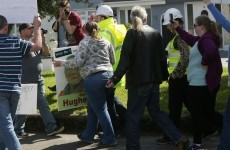 'You can protest, but you can't stop them' - Judge to water meter protesters