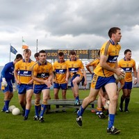Clare footballers get All-Ireland winning hurler, ex-Dublin and Meath footballers