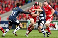 Openside O'Donnell living the Munster tradition of breakdown competition