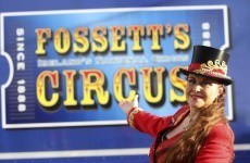 Fossett's Circus 'open for business' despite facing potential collapse
