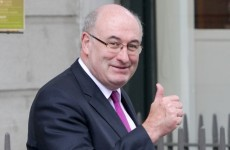 Confirmed: Big Phil Hogan is now officially the EU Agriculture Commissioner