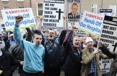 FG faces councillor revolt as Roscommon A&E shuts down