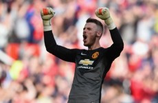 De Gea rules out Real Madrid move: I'm happy at United