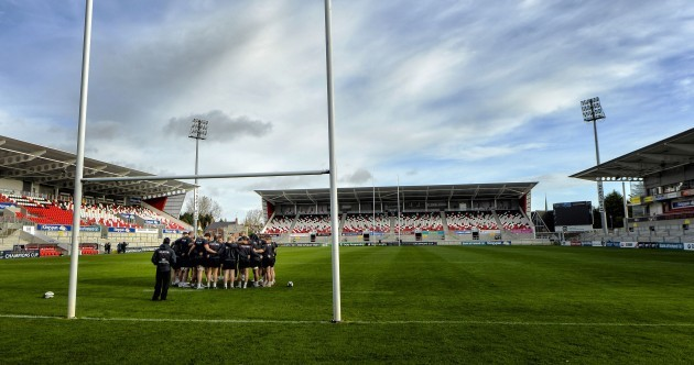 Two changes as Ulster look to take out European kings Toulon