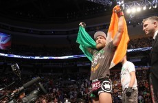 Conor McGregor will face Dennis Siver in Boston next