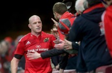 'It was harsh to ever call out that group of lunatics' - Peter O'Mahony
