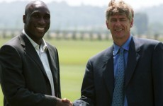 Sol Campbell thinks the Arsenal 'Invincibles' squad would cost over £1 billion today