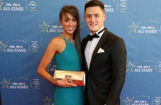In pictures: Black ties and red carpet at last night's GAA Allstar Awards