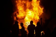 Petrol bombs and violence in Belfast ahead of Twelfth of July marches