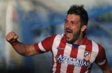 David Villa's spell in Australia has come to a premature end