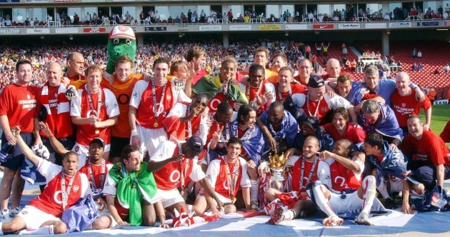'It was like every jigsaw piece fit perfectly' - Amy Lawrence on the legacy of Arsenal's Invincibles