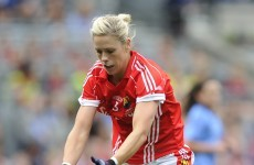 Cork, Galway and Armagh players to contest prestigious ladies football award