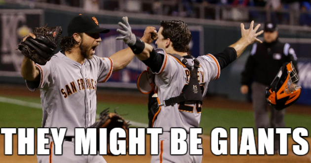 San Francisco win another World Series as 'Mad Bum' delivers on the biggest stage