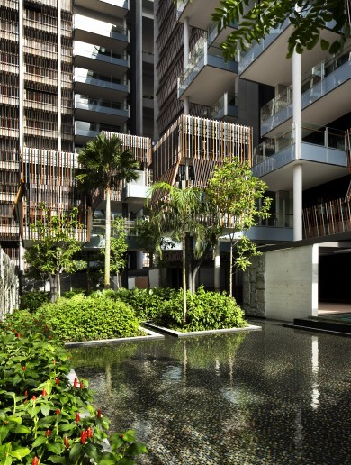 Would you live in apartment blocks like these? Sure you would