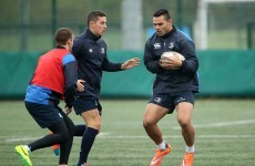'The breakdown is about hitting people': Leinster asking Ben Te'o to keep things simple