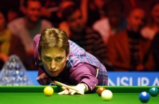 Ireland shocked by Pakistan at Snooker World Cup
