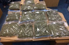 Two arrested after €100,000 worth of drugs found in car search