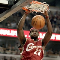 Check out an 18-year-old LeBron James making his debut 11 years ago