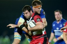 'I believe I'm up there with any back row in the country' - Dominic Ryan is really backing himself