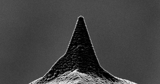 This Dublin-designed probe is much smaller than a hair… and it could help cure cancer