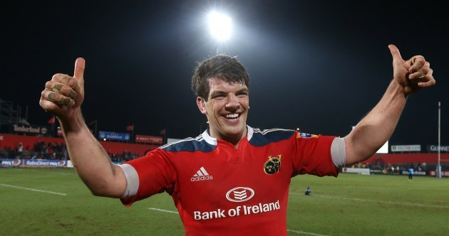 What does this Irish rugby star want with 'big data'? Plenty, apparently...