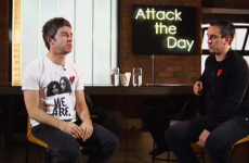Check out when Noel Gallagher and Gary Neville met up to talk City, United and derby days