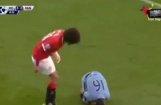 'The press loves to invent the stories' – Fellaini slams claim that he spat at Aguero