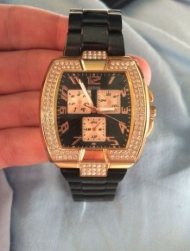 "Someone is selling ""Nidge's watch"" on the internet"