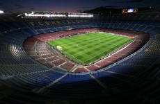 The French league are taking the Top 14 final to the Nou Camp next season