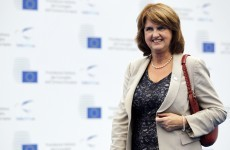 Joan Burton says family of four will pay less than €200 water charges (but that's only her view)