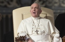 Pope sacked church official for selling annulments